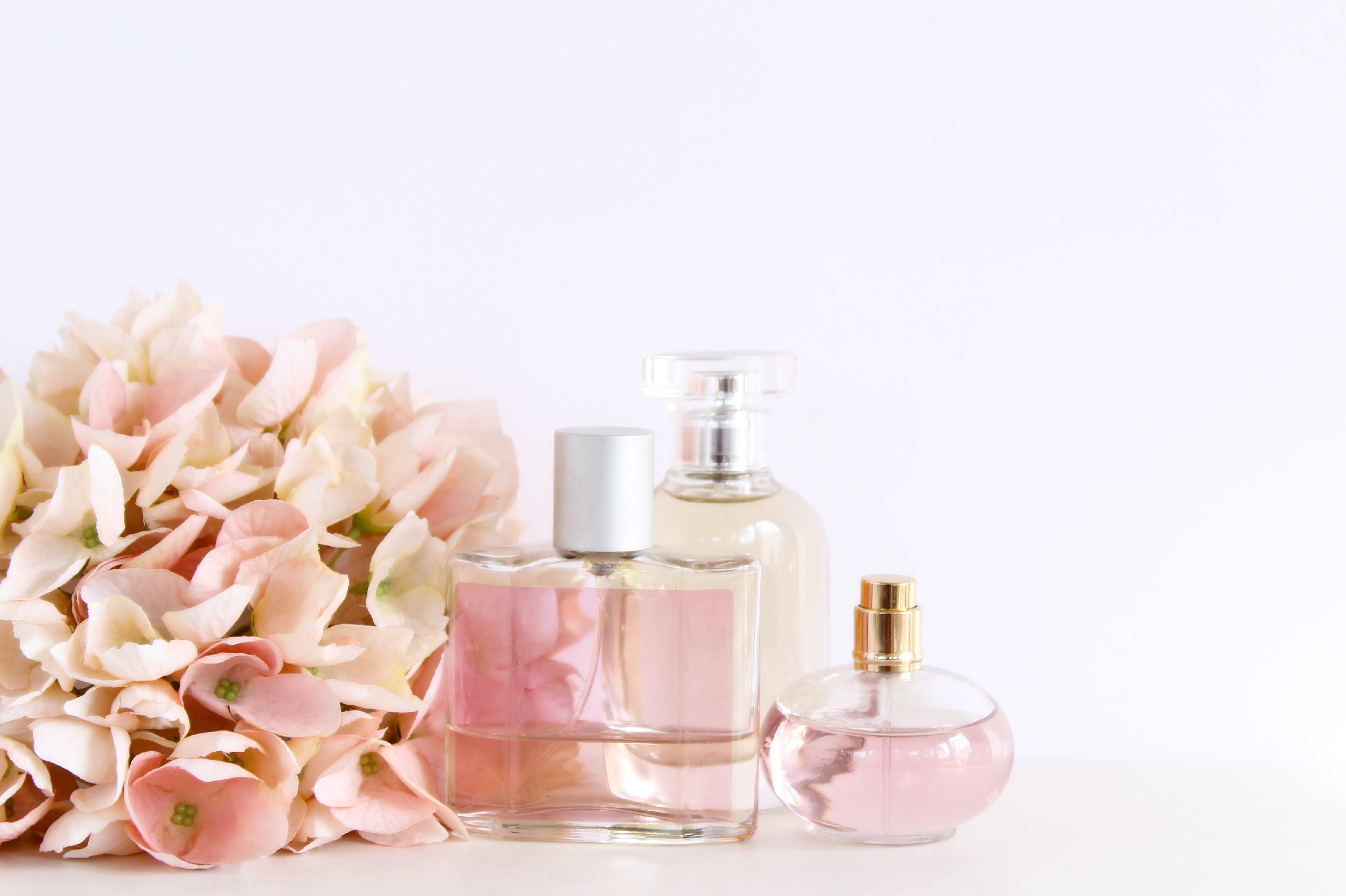 Духи с цветочными ароматами