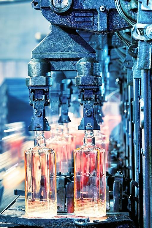 Производство флаконов для парфюмерии