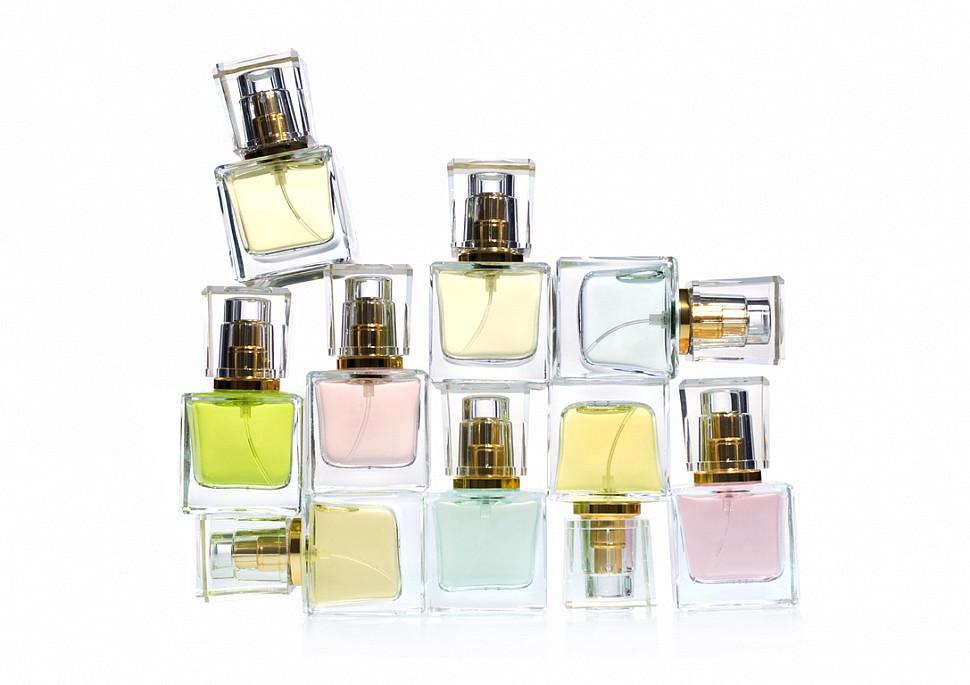 Несколько видов ароматов