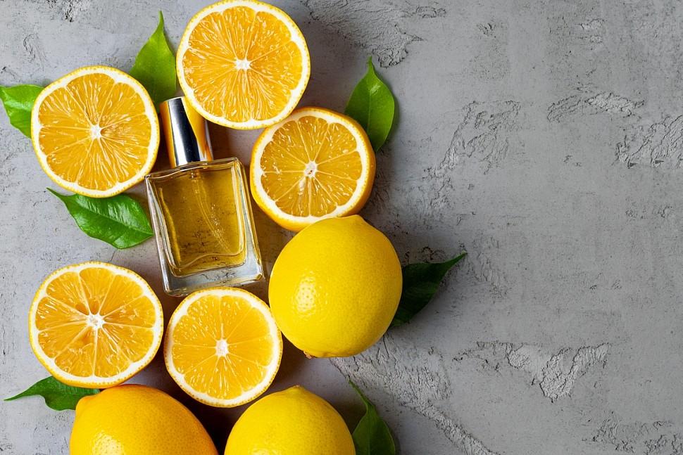 Цитрусовая парфюмерия