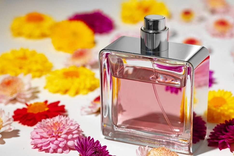 Цветочные ароматы парфюма