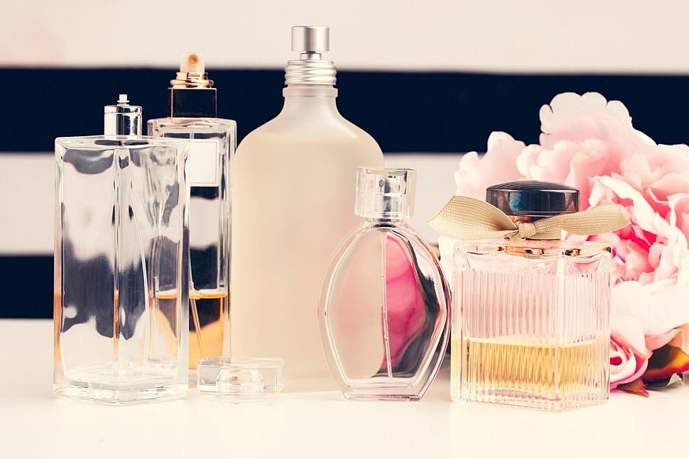 Духи и парфюмерная вода
