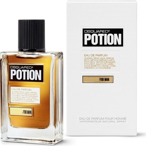 Парфюмерная вода Dsquared2 Potion For Men 100 мл