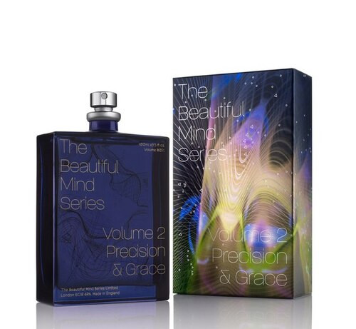 Парфюмерная вода Escentric Molecules The Beautiful Mind Series Vol-2 Precision & Grace 100 мл NEW