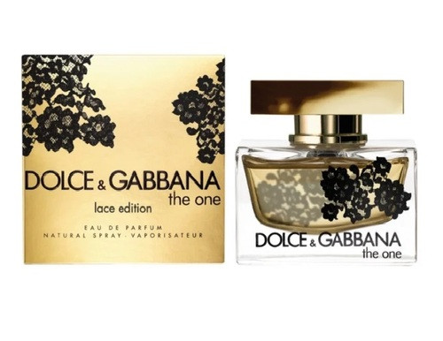 Парфюмерная вода Dolce & Gabbana The One Lace Edition 75 мл