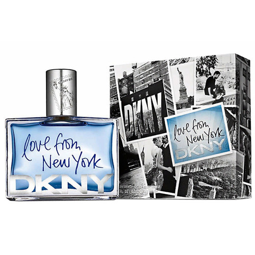 Туалетная вода Donna Karan Love from New York For Men 90 мл