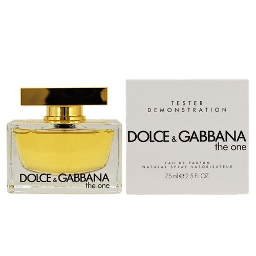 Тестер Dolce & Gabbana The One 75 мл
