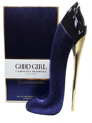 Парфюмерная вода Carolina Herrera Good Girl Glitter Collector 80 мл