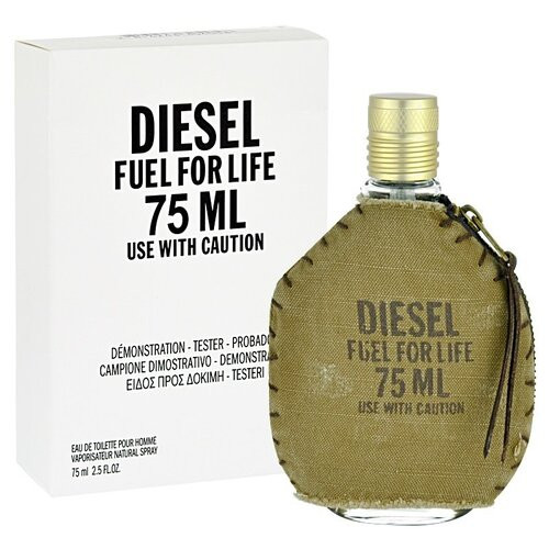 Тестер Diesel Fuel For Life Homme 125 мл