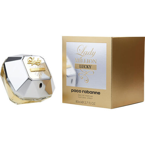 Парфюмерная вода Paco Rabanne Lady Million Lucky 80 мл