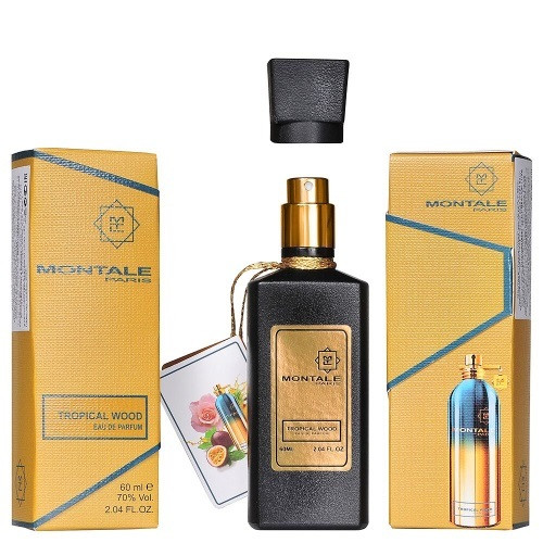 MONTALE TROPICAL WOOD 60 МЛ УНИСЕКС