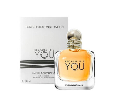 Тестер Emporio Armani Because It's You 100 мл
