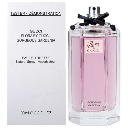 Тестер Flora By Gucci Gorgeous Gardenia 100 мл